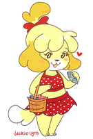 Isabelle Summertime by Jackie-lyn