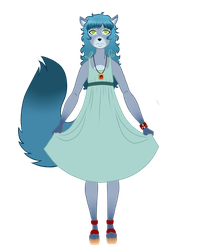 cakepoppy's Design Contest: Nell by PersephonesDaughter
