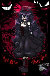 Hex Maniac by DarkMirrorEmo23