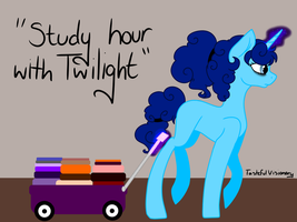 Study Hour by MischievousArtist