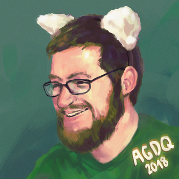 Halfcoordinated @AGDQ2018 by wandmeister
