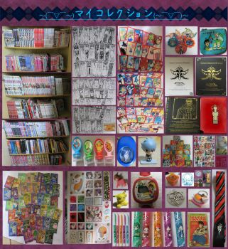my collection by natsume-kyoya