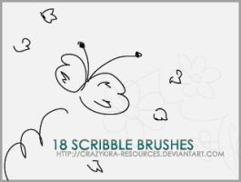 Scribbles by crazykira-resources
