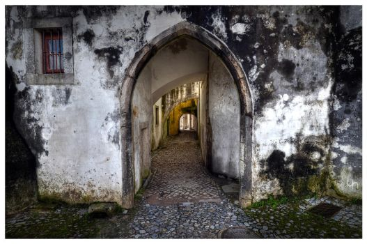 The old paths of Sintra by hmdll