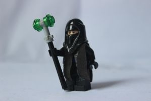 LEGO: Lord Elric Murdstone by DWestmoore