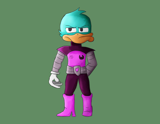 Rocky by toontownloony