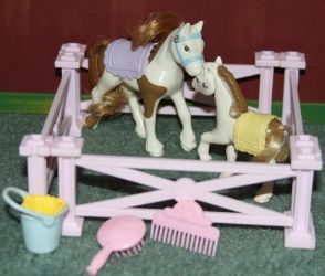 Pet Shop - Playful Ponies - Stock by Lovely-DreamCatcher