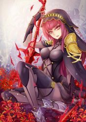 [FGO] Scathach by Coolnova