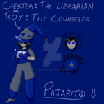 Chester y Roy (Ref. and Remake) by Pajarito-Alvarez