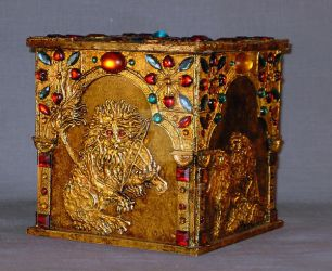 '13th Century' Reliquary by archaetypes