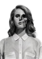 Lana Del Rey - Born To Die (Pt 2) by Charlzton