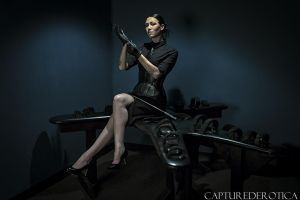 Captured Erotica Teaser by Lady-of-Slaughter
