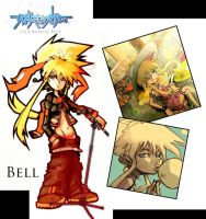 Hero: Bell by ARMYCOM