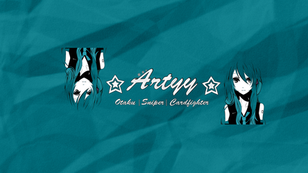 Youtube Channel Art by HeyItzArty