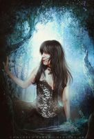 Enchanted forest by Aeternum-designs