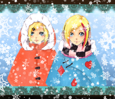.winter. by Aomi-Kaien