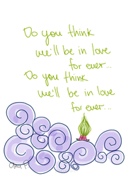 In love for ever by anapatriciach