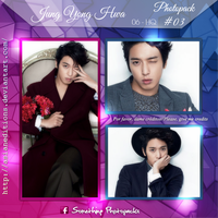 +JUNG YONG HWA | Photopack #OO3 by AsianEditions