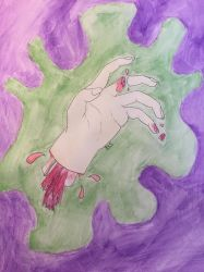 Hand by greenzor13