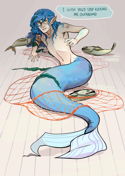 MERMAY (Day 01) by PANS0L0