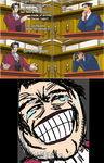 Miles Edgeworth and His Terrible Puns #1 by DarkMatter89