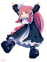 Witch of Disgaea2 by Ebizo77