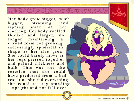 Another Princess Story - Spherical by Dragon-FangX