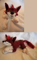 Rox the Fox by WhittyKitty