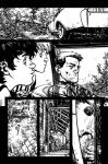 The Cape: Fallen Page 3 Inks