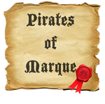 Pirates of Marque Cover by 6SeaCat9