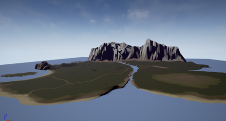 Island Sculpted by Pumpkin-Online