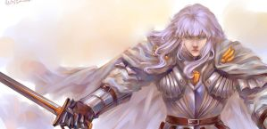 Berserk  GRIFFITH by W-Gist