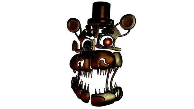 Molten Fred (WIP 2) by NeeTroo