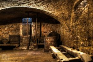 Old Rectory Cellar by ToRom