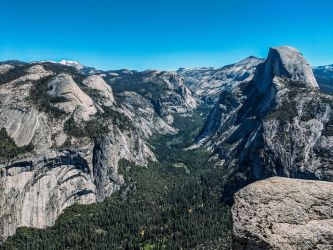 Yosemite National Park #5 by brandojones