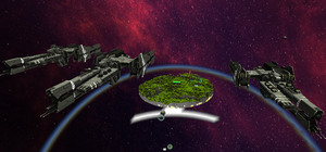 UNSC Paris Class Heavy Frigates (Starmade) by Dmk436