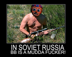BB in Soviet Russia by longlostlive