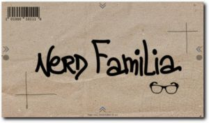 Nerd Familia banner by subaddiction