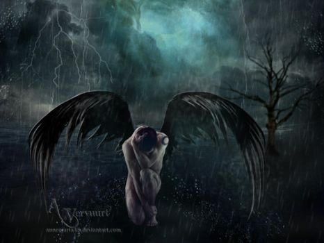 Failed Angel by annemaria48