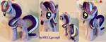Starlight Glimmer Plush by My-Little-Plush