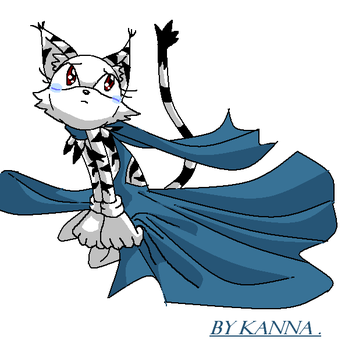 Blanche the tiger by MobiusMembers