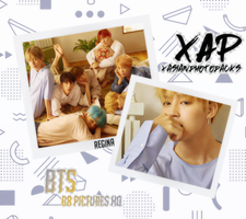 Photopack 1910 // BTS (Her Concept Photo L Ver.) by xAsianPhotopacks