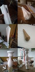 Sailor Moon - Sailor Saturn Silence Glaive Prop #5 by digitalAuge