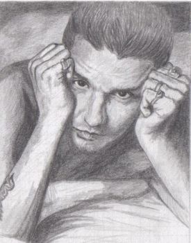 Dave Gahan 1 by Frust-sheep