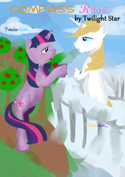 :RQ: Compass Rose Cover by ZakSaturday2468