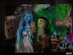 Corpse Bride by Jeck-rumbo