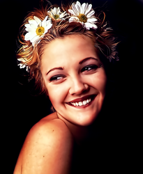 Drew Barrymore by donvito62