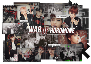 +War Of Hormone//Gif by xDaebak