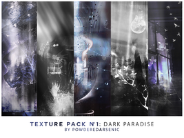 Texture Pack 1 Dark Paradise by PowderedArsenic