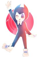 colorful bendy by farah200
